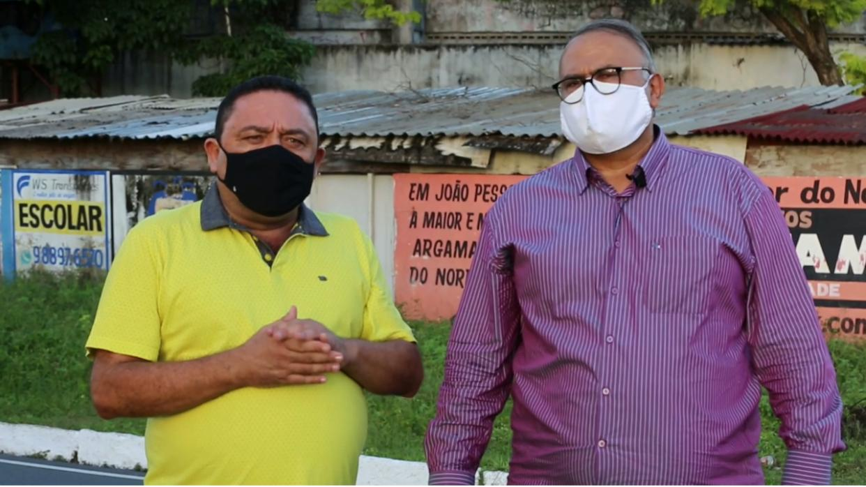 WhatsApp Image 2021 04 27 at 13.33.29 - Marcílio do HBE solicita construção de um Restaurante Popular em prédio público desativado da prefeitura de João Pessoa