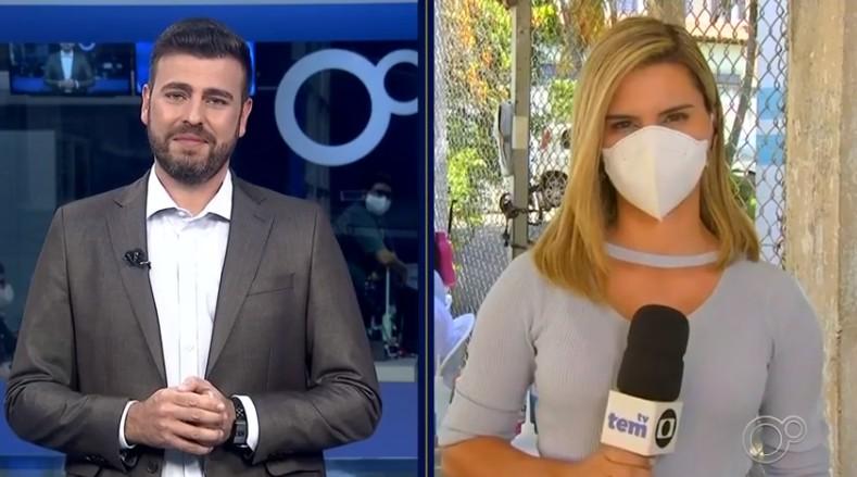 aline galdino estreia - SE DESTACOU! Jornalista paraibana Aline Galdino, é contratada pela TV TEM afiliada da Globo em São Paulo