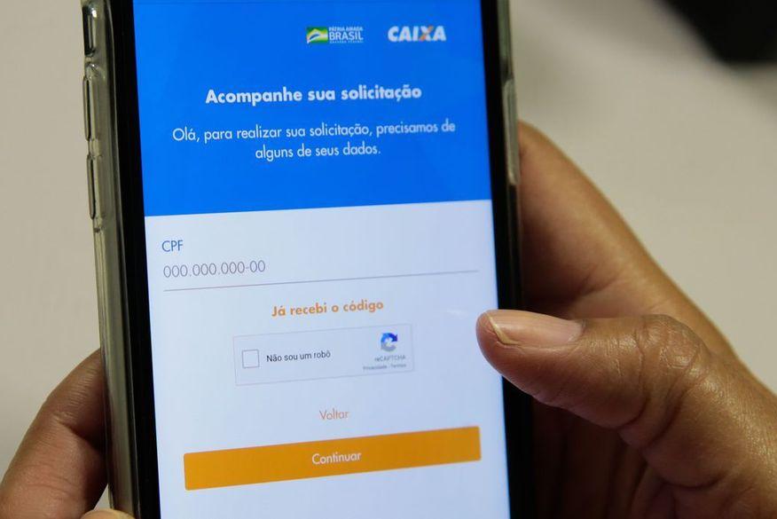 aplicativo auxilio emergencial - Caixa paga 1ª parcela do Auxílio Emergencial para os nascidos em maio