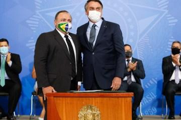 PECANDO POR OMISSÃO: TCU acusa Bolsonaro de não reservar dinheiro de combate à pandemia