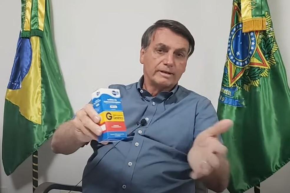 bolsonarocloroquina - CPI da Covid: Documento do governo federal tem mais acusações de negligência que roteiro de investigação da oposição - Por Octavio Guedes