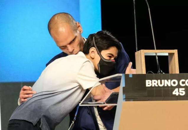 bruno - Em tratamento de câncer, Bruno Covas diz que 'a luta pela vida continua' e a 'vontade de vencer é gigante'