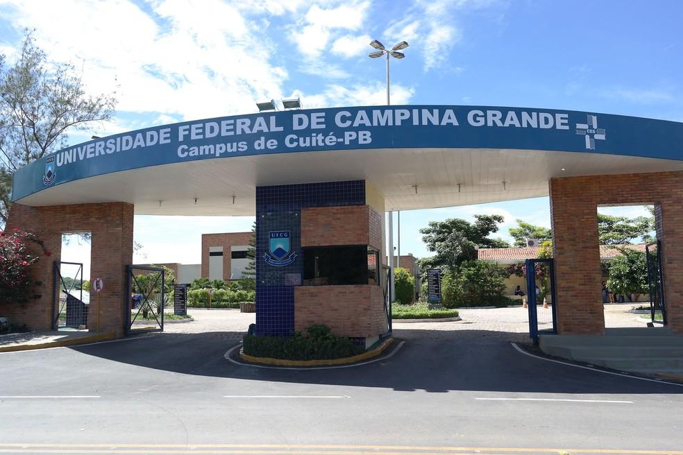 campus cuite da universidade federal de campina grande - Cadastramento de aprovados no Sisu 2021 é prorrogado pela UFCG