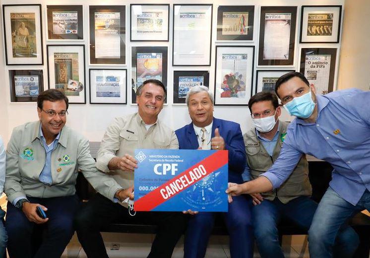 """cpgf - """"CPFs cancelados"""": palavras do presidente da república - Por Rui Leitão"""