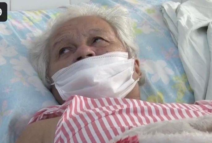 """csm WhatsApp Image 2021 04 07 at 12.20.13 c74d1be380 - SOFRIMENTO! """"Parecia uma cadeia"""", diz idosa resgatada de abrigo em João Pessoa"""