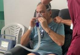 Manoel Ludgério volta a ser internado em Campina Grande devido à Covid-19; deputado passa bem – VEJA VÍDEO
