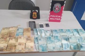 GOLPE! Funcionário é preso suspeito de forjar assalto para desviar R$ 17 mil de loja no Sertão paraibano