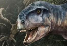 Crânio de dinossauro 'amedrontador' é encontrado na Patagônia