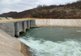 Paraíba e outros três estados terão bombeamento de águas do Eixo Norte da Transposição suspenso por 45 dias