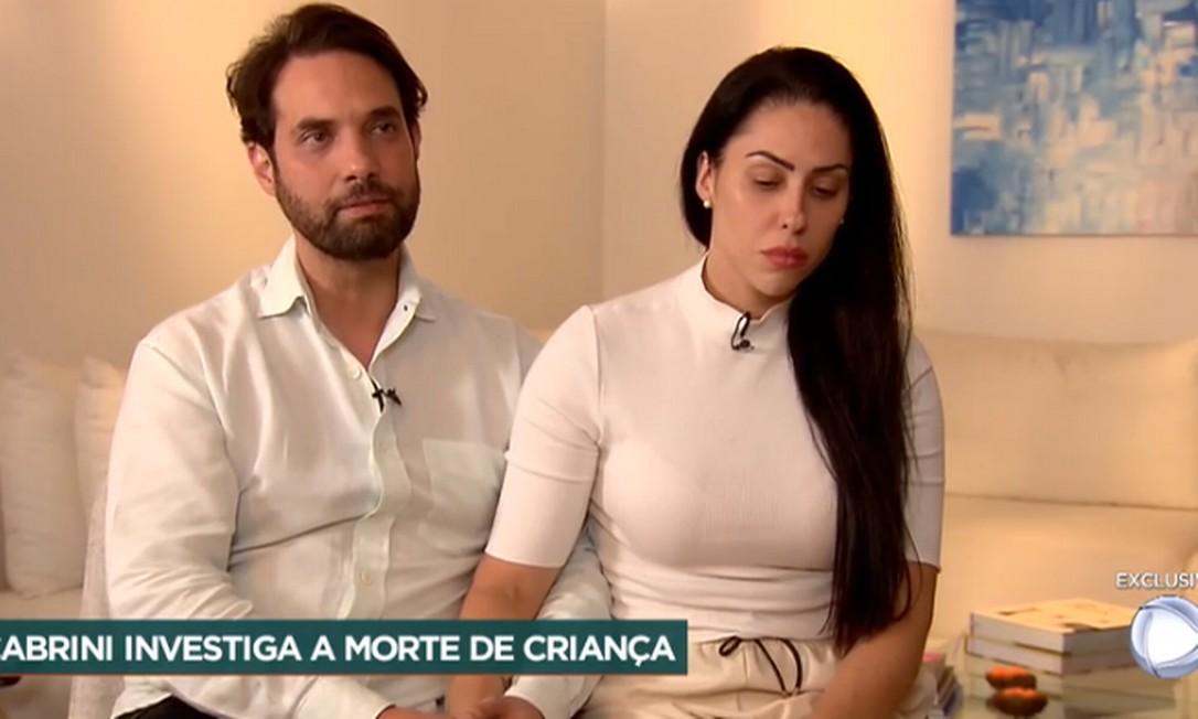 entrevista jairinho monique - NOVAS INFORMAÇÕES: Mãe do menino Henry relatou nos últimos dias ter sido agredida por Jairinho