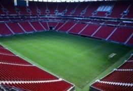 Mané Garrincha é forte candidato a receber final da Sul-Americana