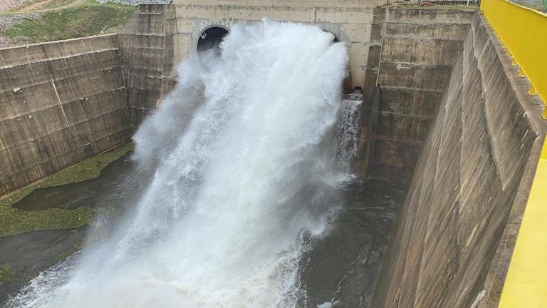 fc0f7937 5098 422a 97ae e686752ee529 - TRANSPOSIÇÃO: MDR libera águas para reservatório que beneficiará Paraíba e Rio Grande do Norte