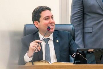 felipe leitao - Felipe Leitão diz que Avante apoia Galdino para chapa majoritária