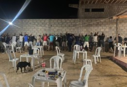 Polícia Militar encerra festa clandestina com 17 pessoas no bairro São Januário