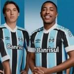 gere - Grêmio apresenta uniformes para 2021 com homenagem a títulos históricos