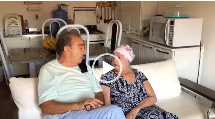 imagem 2021 04 20 191436 - Engenheiro Antônio Rangel se divertiu em última visita a Lilia das mangueiras - VEJA VÍDEO