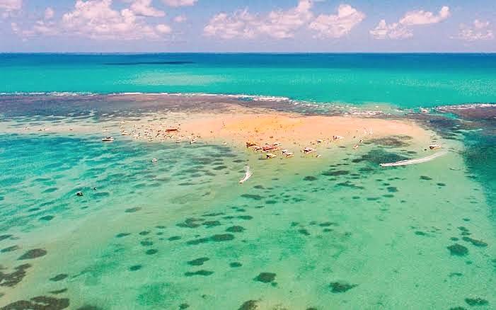 images - PISCINAS NATURAIS REABERTAS! Areia Vermelha e outras Unidades de Conservação para turismo - CONFIRA