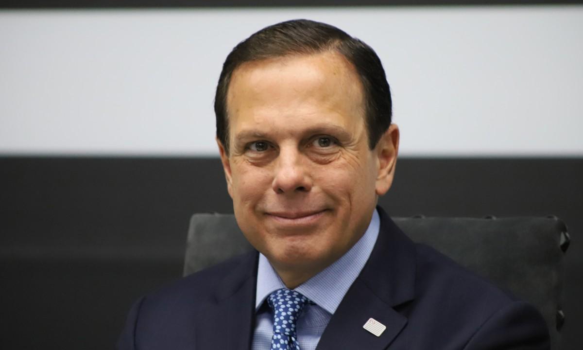 joao doria - Doria admite que disputará prévias do PSDB para Presidência
