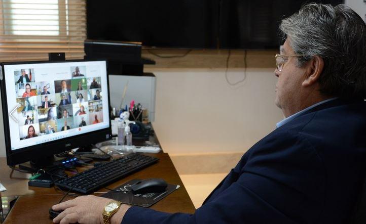 joo - João Azevêdo de aderir ao Pacto Nacional pela Primeira Infância