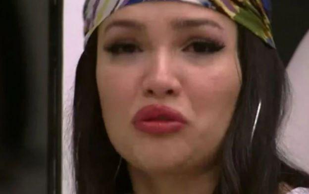 juli 1 - Juliette chora após ficar em último lugar em dinâmica: 'Tô com desgosto'