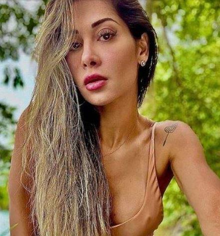 mayra - Mayra Cardi cobra R$10 mil por sessão individual em programa de emagrecimento e bem-estar