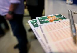 Mega-Sena acumulada sorteia prêmio de R$ 22 milhões