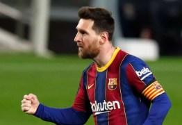 Messi faz lista de exigências esportivas para ficar no Barça