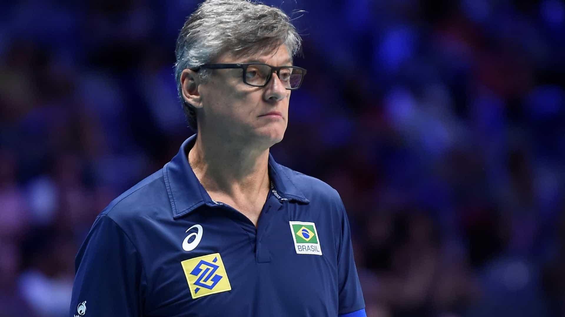 naom 5bb33419d5b15 - Internado no Rio com covid-19, o técnico Renan Dal Zotto é intubado nesta segunda-feira