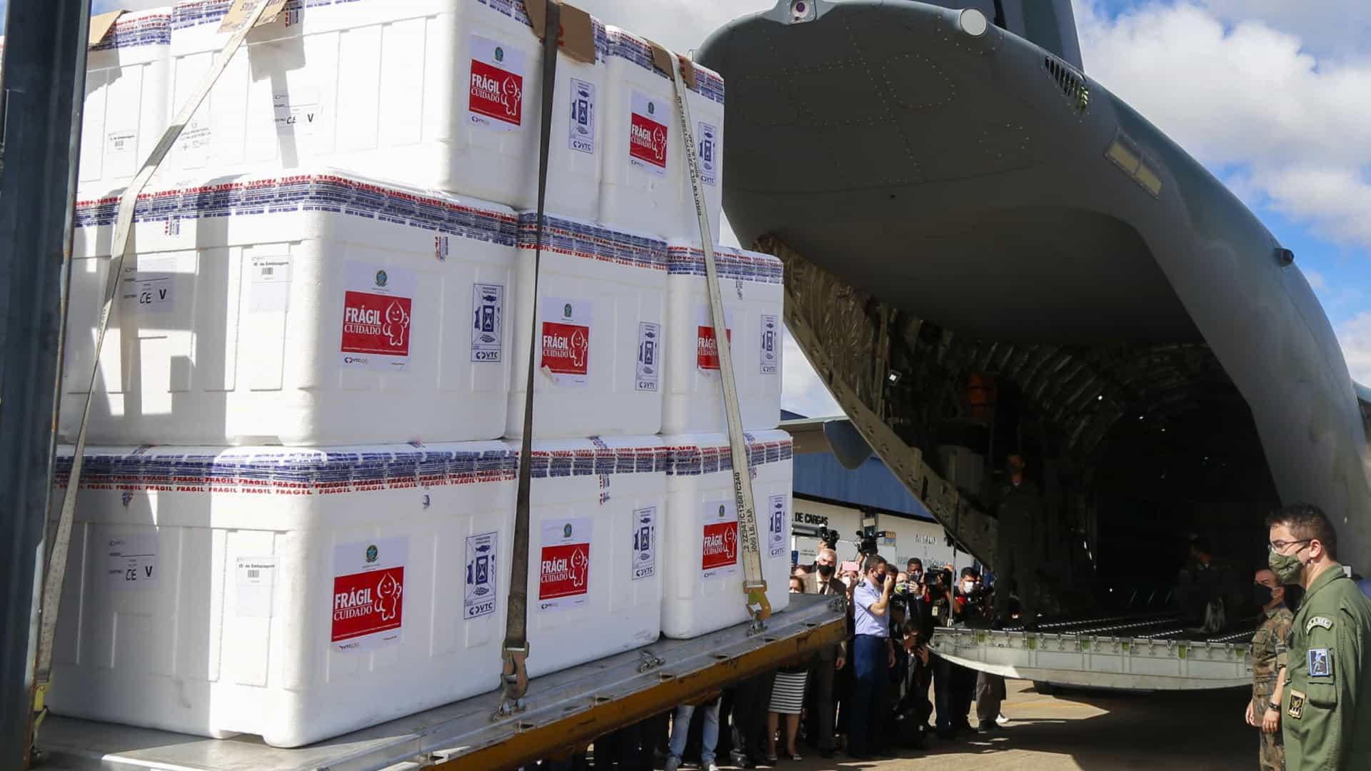 naom 60072430051f1 - 1,5 milhão de doses da Coronavac é entregue pelo Butantan ao governo