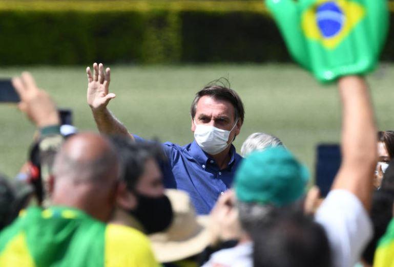 nb - Bolsonaro testa retórica anticorrupção e tenta consolidar eleitor conservador