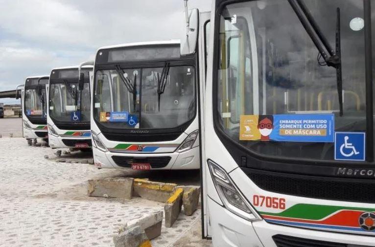 onius - Transporte coletivo de João Pessoa passa a circular com campanha institucional que reforça cuidados contra a Covid-19