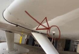 SUSTO: Avião de deputado federal sofre pane após ter combustível furtado na Bahia