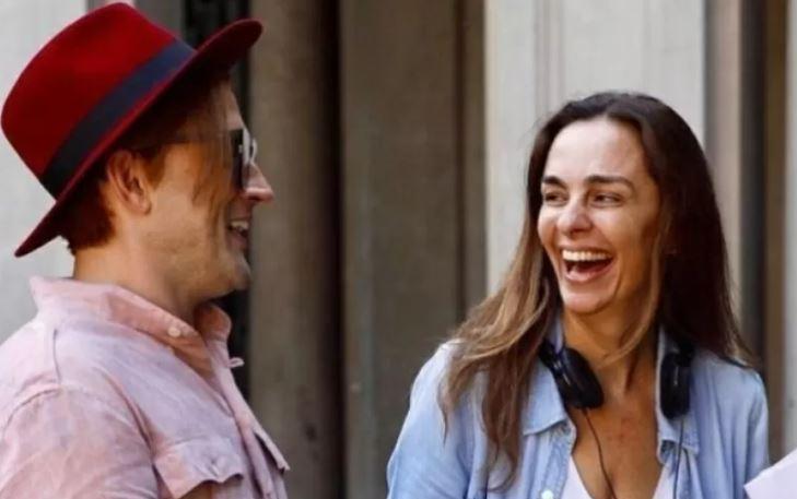 paualo - Amiga de Paulo Gustavo visita humorista e tem conversa com ele
