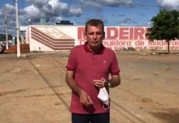Chico Mendes confirma licitação para construção de praça em frente à Rodoviária