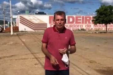 pref - Chico Mendes confirma licitação para construção de praça em frente à Rodoviária