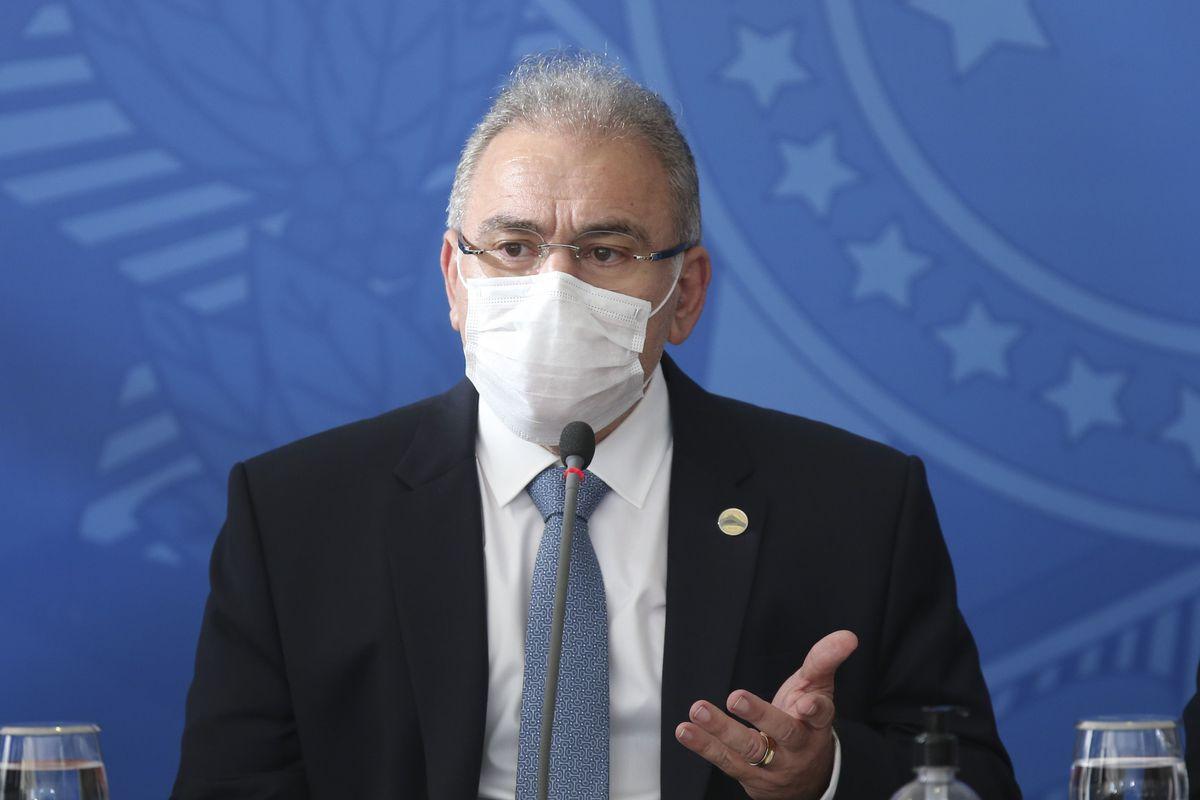 saude marcelo queiroga fcpzzb abr 24032101239 1 - MAIS UMA VEZ NA PB: ministro da Saúde visita Campina Grande na próxima sexta-feira