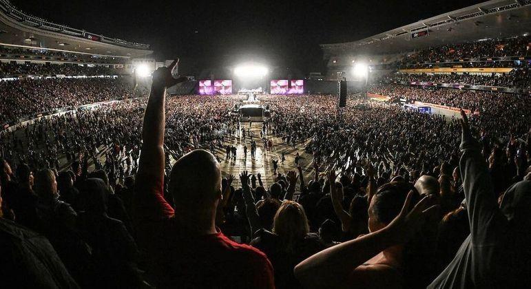 show nova zelandia 26042021130038951 - 50 MIL PESSOAS: Nova Zelândia realiza 1º show com público após controlar Covid-19