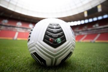 Flamengo e Palmeiras decidem neste domingo a Supercopa do Brasil