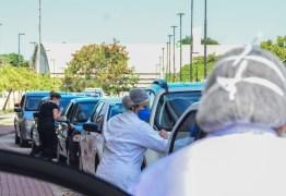 João Pessoa inicia vacinação de pessoas com comorbidades acima de 50 anos; saiba como funcionará