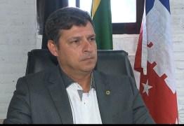 """Vitor Hugo diz que suposta divergência para reprovação das contas na prefeitura de Cabedelo será """"devidamente sanada"""