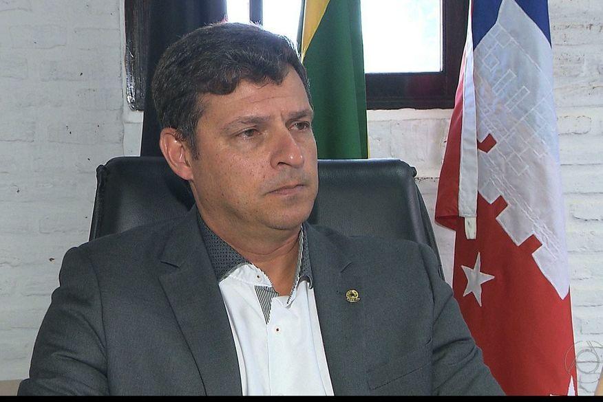 """vitor hugo prefeito de cabedelo - Vitor Hugo diz que suposta divergência para reprovação das contas na prefeitura de Cabedelo será """"devidamente sanada"""