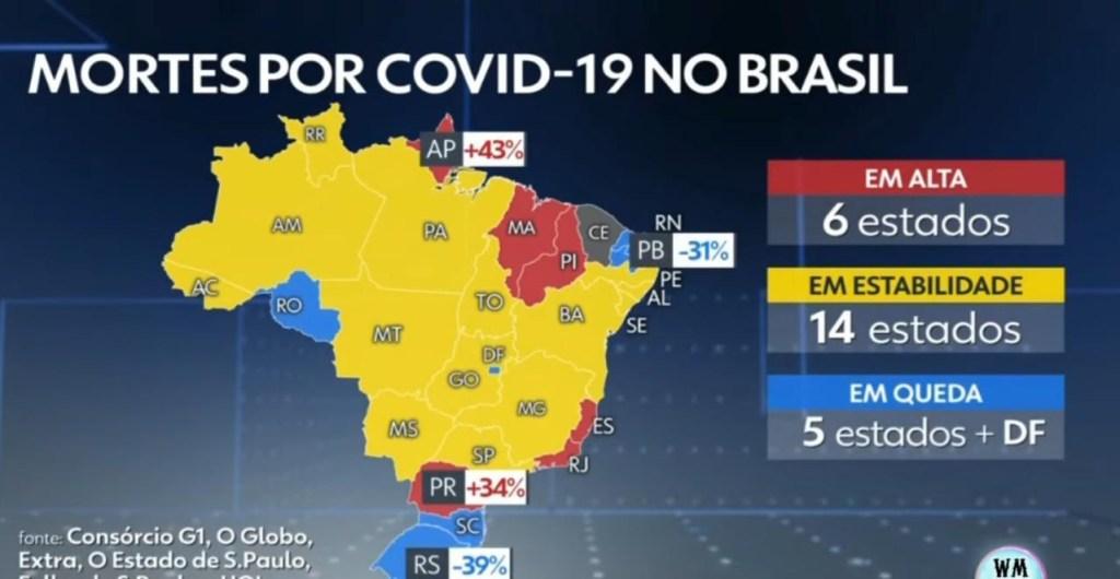 whatsapp image 2021 04 14 at 212948 1024x530 - CORONAVÍRUS: Paraíba registra queda de 31% no número de mortes, segundo consórcio de veículos de imprensa
