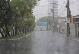 Aesa registra quase 300mm de chuvas em apenas 48 horas em João Pessoa; valor é superior ao esperado para todo o mês