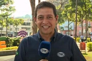 09050726 show 2D6BB - Jornalista Fernando Caetano, ex-Fox Sports e ESPN, morre aos 50 anos