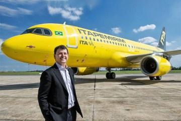 """1 - Brasil ganha nova companhia aérea que promete """"preço acessível"""" e bagagem grátis; passagens começarão a ser vendidas ainda nesta semana"""