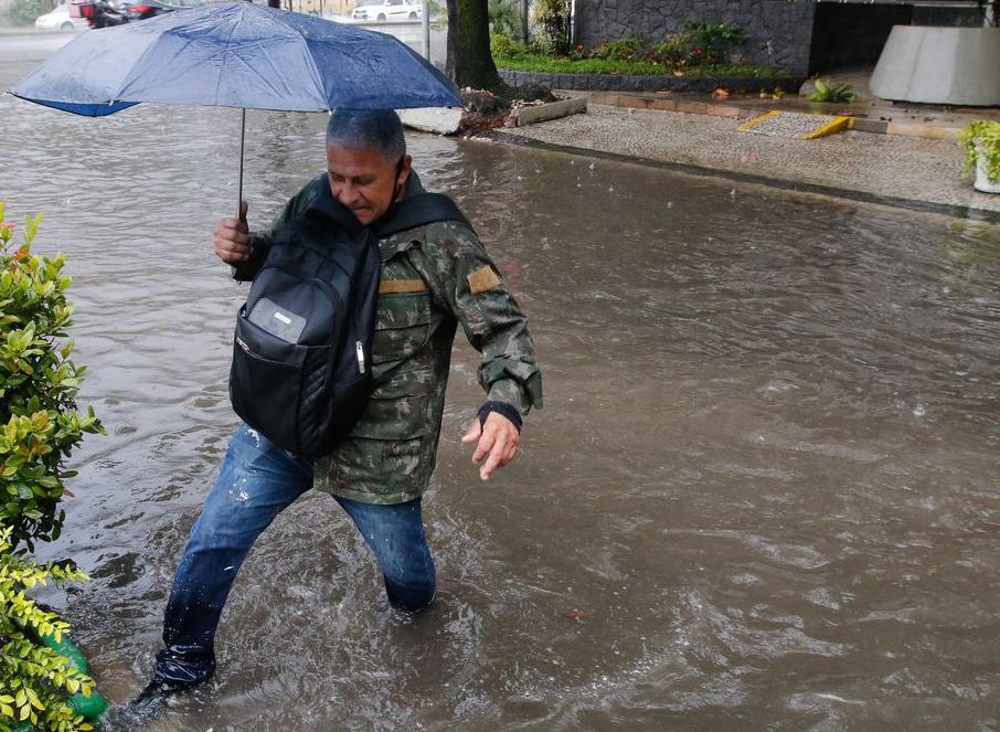 6037d8bd0f382daa1e1f18461214eb4b - PARAÍBA: Inmet alerta para chuvas com risco de alagamentos e outros incidentes
