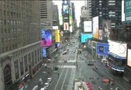 Mulher e criança são baleadas em tiroteio na Time Square, em NY