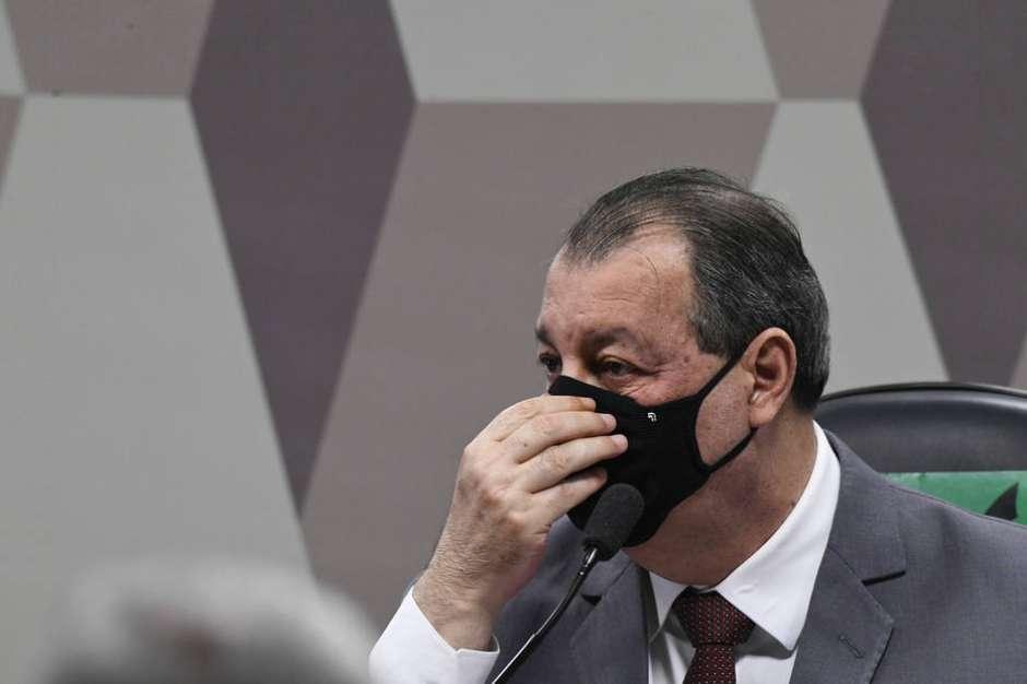 97396502 1620587796345 - Queiroga foi uma 'grande decepção' e será reconvocado para falar na CPI, diz Omar Aziz