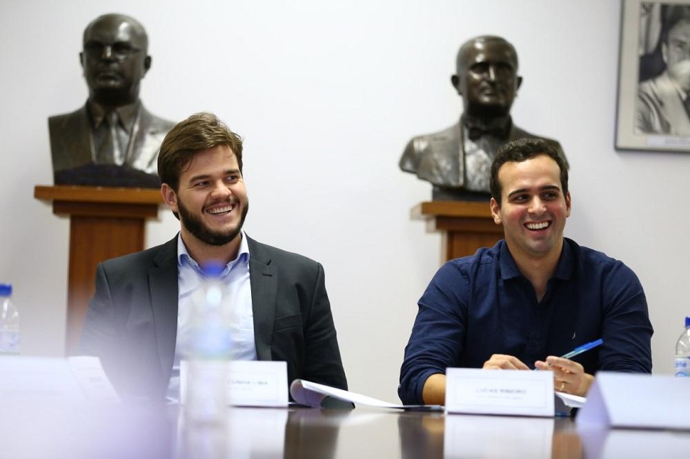 Brunocunhaposse - São João de CG: prefeito e vice divergem sobre a realização da festa com público; entenda