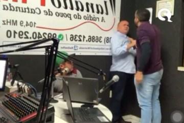 """Capturar 87 - Vereador invade emissora e agride radialista: """"você vai ver da próxima vez"""" - VEJA VÍDEO"""